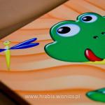 Żabka – obraz canvas