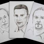Portrety mężczyzn – seria I