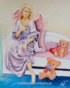 anioł Alicji