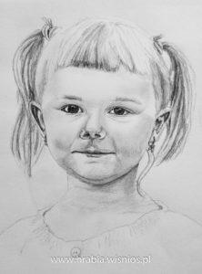 portret-ołówkiem-Kinga