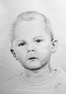 portret-ołówkiem-Kuba